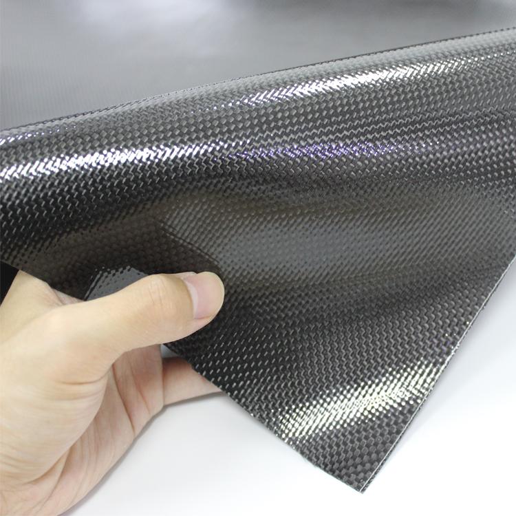Carbon Fiber Leather Fabric