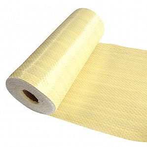 Unidirectional Aramid Fiber Fabric
