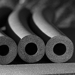 Foam Rubber Insulation Pipe